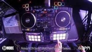 BPM 2014 Reloop Neon Controller Demo [VIDEO]