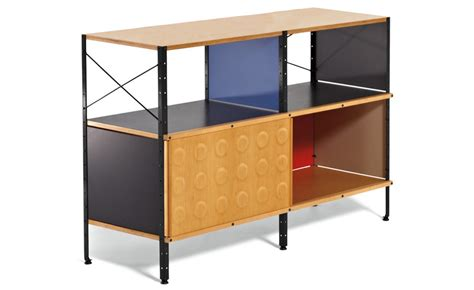 coffee table with shelf eames storage unit 230 w doors hivemodern com