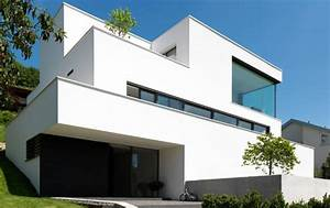 Bauhaus Holzzuschnitt Kosten : haus des jahres 2012 3 platz wei e villa im bauhaus stil sch ner wohnen ~ Markanthonyermac.com Haus und Dekorationen