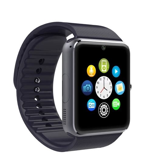 square tv screen gt08 smartwatch smartwatch specifications