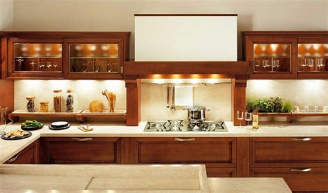 Ideas For Kitchen Islands In Small Kitchens - certosa luxury kitchen gives timeless italian design a modern upgrade
