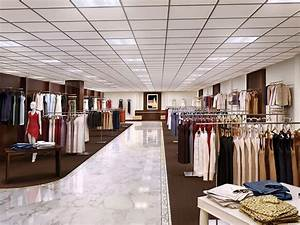 Led Lighting For Retail And Shops