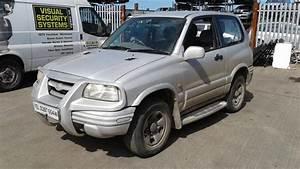 2000 Suzuki Grand Vitara 2 0l Petrol 16v Engine  Code J20a