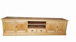 Meuble Tv Stockholm : beaux meubles bois massif ~ Teatrodelosmanantiales.com Idées de Décoration