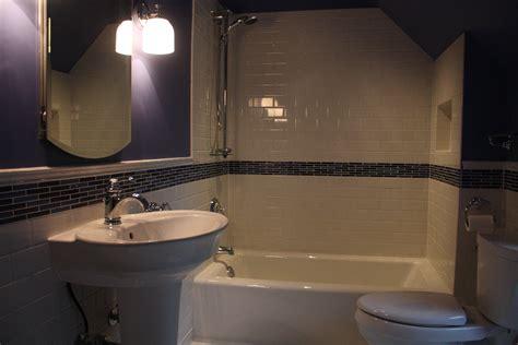 Tub In Shower - alcove tub alex freddi construction llc