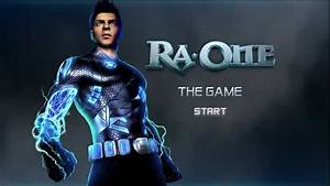 Download Ra One Game For PC Full Version Free