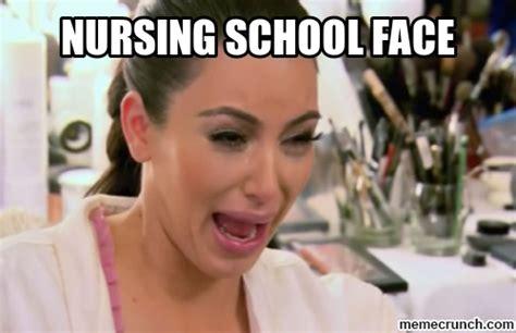 Nursing School Meme - nursing school