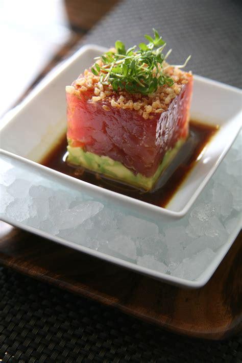 tartare cuisine tuna avocado tartare recipe dishmaps