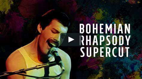 Bohemian Rhapsody Supercut On Vimeo