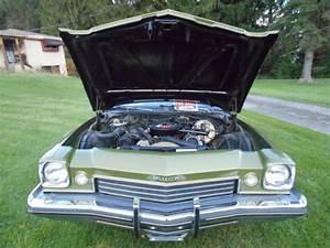 1973 Buick Century Luxus 2 Door Coupe  Nice