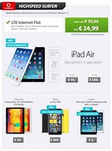 Sparhandy Rechnung : vodafone mobile internet lte 21 6mbit s 4 5gb 3gb mit g nstigen tablets wieder bestellbar ~ Themetempest.com Abrechnung