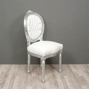 Chaise Louis Xvi : chaise louis xvi chaise baroque meuble baroque ~ Teatrodelosmanantiales.com Idées de Décoration