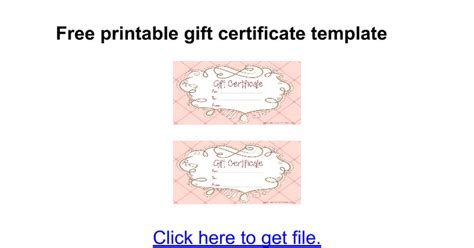 gift certificate template docs gift certificate template docs planner template free