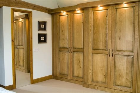 Solid Wood Wardrobes by 15 Best Ideas Of Solid Wood Built In Wardrobes