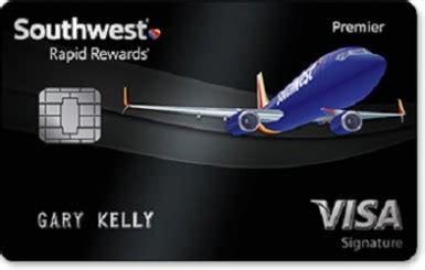 Southwest airlines chase credit card review. Southwest Airlines Rapid Rewards® Premier Credit Card ...