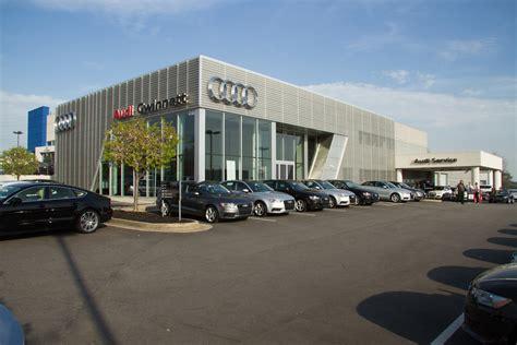 New Audi & Used Car Dealership At Audi Gwinnett