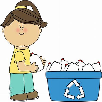 Recycling Clip Plastic Bottles Clipart Bottle Recycle