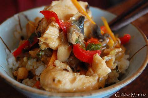 cuisine mongole poulet façon mongole poulet sauté au xao tsing et