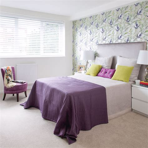 Purple Bedroom Ideas  Purple Decor Ideas  Purple Colour