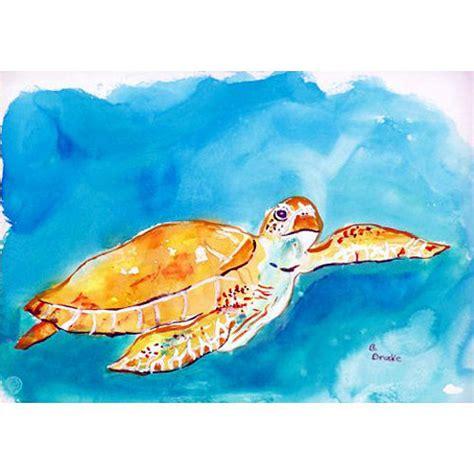 Turtle Doormat by Brown Sea Turtle Door Mat