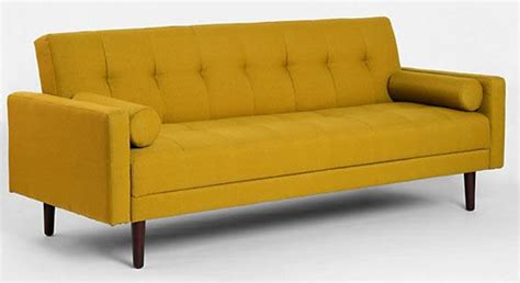 Sofa Bed Outfitters by Mustard Sleeper Sofa From Outfitters Decorum
