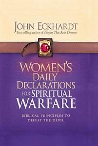 Women U0026 39 S Daily Declarations For Spiritual Warfare  Biblical