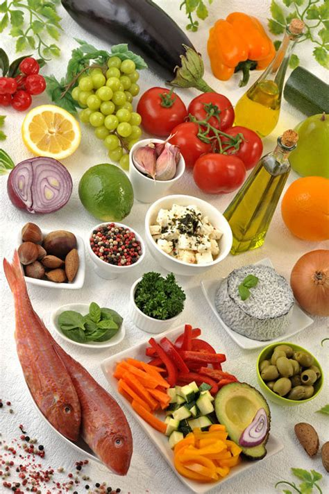 Mediterraneanstyle Diet And Regular Exercise 'can Add
