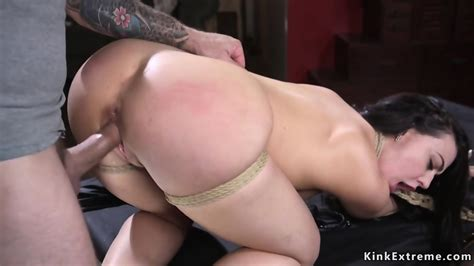 Doggy And Anal Bdsm Sex For Brunette Eporner