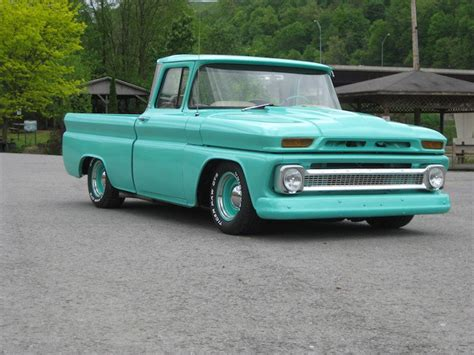 History Of The Chevy Truck 19631972