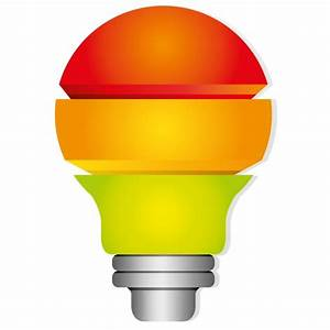 Brain Energy Saving Lightbulb  U2014 Stock Vector  U00a9 Huhulin
