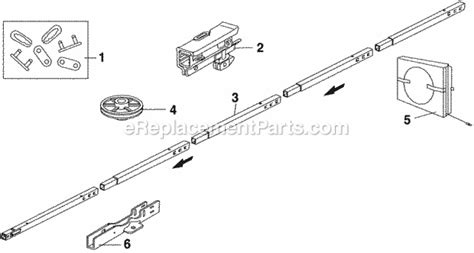 chamberlain garage door opener parts electrolux belt diagram electrolux free engine image for