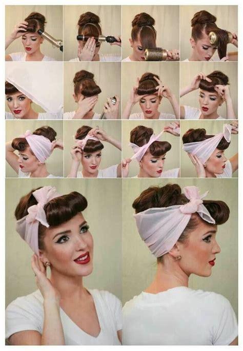 ideas  rockabilly hair inspired