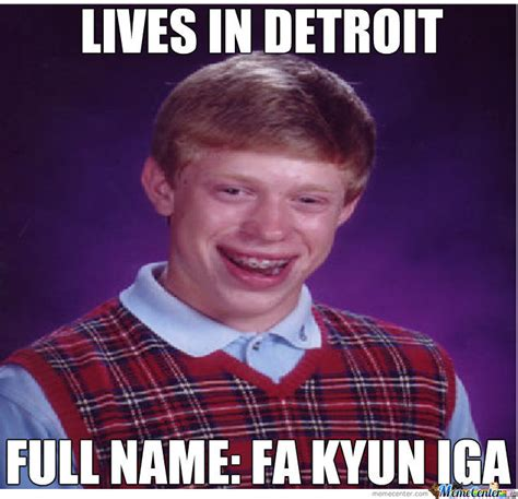 Racist Asian Memes - bad luck asian no racism intended p s try saying it fast by recyclebin meme center