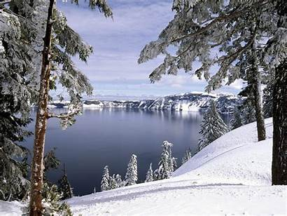 Winter Wallpapers Nature Desktop Scenes Snow Computer