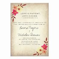 HD wallpapers 1 corinthians 13 wedding invitations