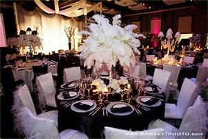 wedding inspiration center june 2012 With black and white wedding ideas reception