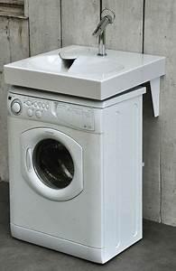Machine à Laver Petite : int grer un lave linge dans la salle de bains ~ Melissatoandfro.com Idées de Décoration