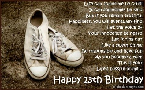 Jun 07, 2020 · browse through our amazing collection of thirteenth birthday wishes. 13th Birthday Wishes for Son or Daughter | Birthday wishes ...