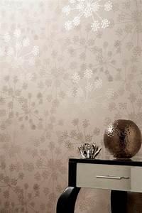Papier Peint Photo : les papiers peints design en 80 photos magnifiques ~ Melissatoandfro.com Idées de Décoration