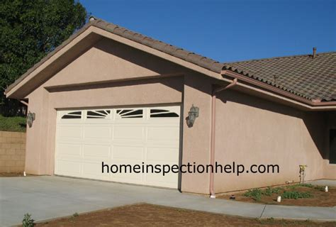 solid stucco house exterior
