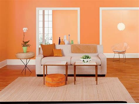 simple wall painting designs in orange colour walls painting paint ideas for orange wall decoration Simple Wall Painting Designs In Orange Colour