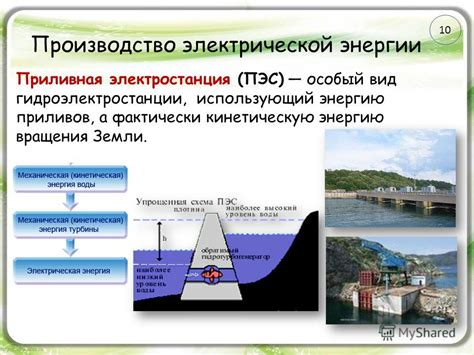 Приливная электростанция — wikimedia foundation