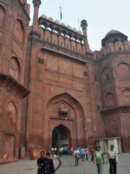 lahore gate red fort photo