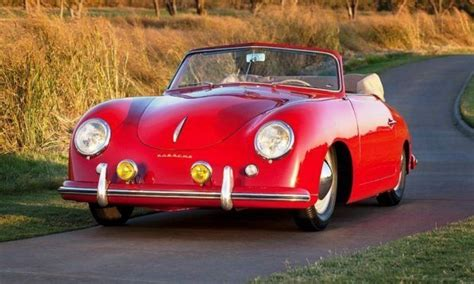 60s porsche porsche celebrates 60 years in north america