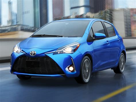 Toyota Yaris Picture by New 2018 Toyota Yaris Price Photos Reviews Safety