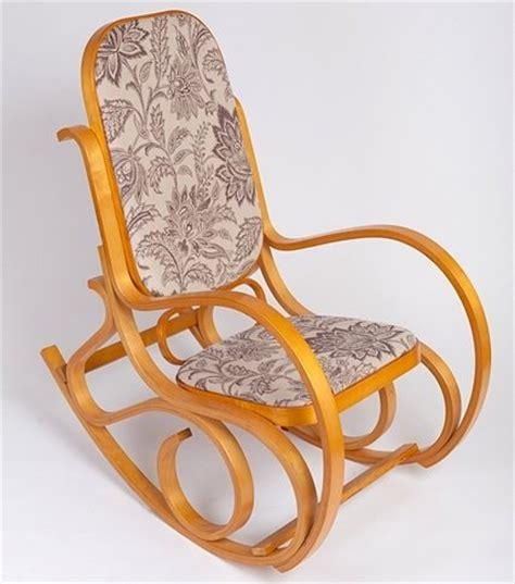 rocking chair style thonet chaise 224 bascule fauteuil salon