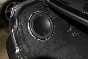 Fs  Alpine Head Unit  U0026 Jl Audio Sub  Amp