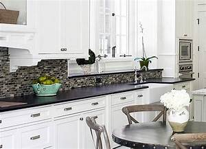 white kitchen backsplash home design With kitchen colors with white cabinets with make a bumper sticker