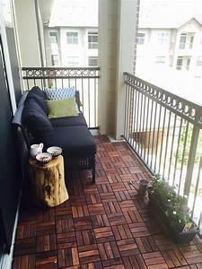 Small, Balcony, Decor, Ideas