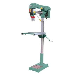 Floor Standing Radial Drill Press by General International 5 8 In Radial Floor Drill Press